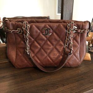 Vintage Chanel handbag